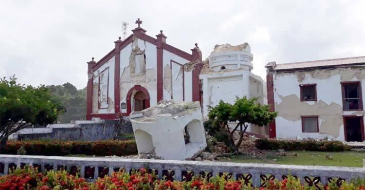 ফিলিপাইনে দুটি শক্তিশালী ভূমিকম্পে নিহত ৮