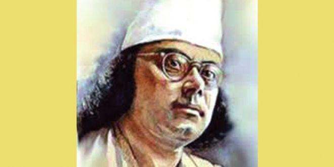 কবি কাজী নজরুল ইসলাম।