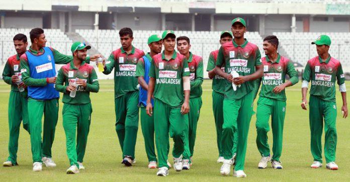 বাংলাদেশ অনুর্ধ্ব-১৯ ক্রিকেট দল