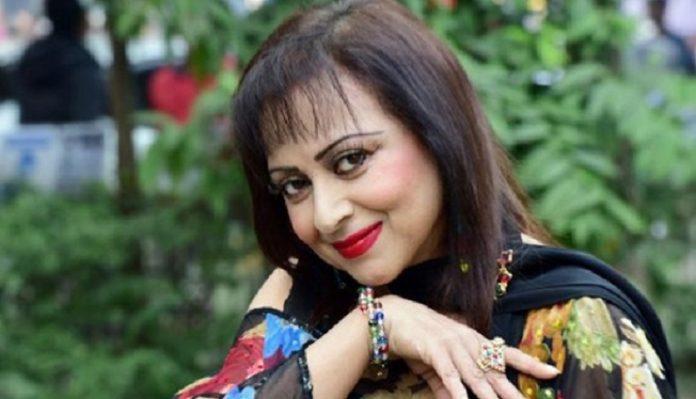 চলচ্চিত্র নায়িকা অঞ্জনা সুলতানা