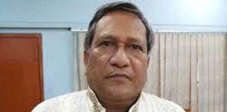 খুলনা বিশ্ববিদ্যালয়ের অধ্যাপক মিজানুর রহমান