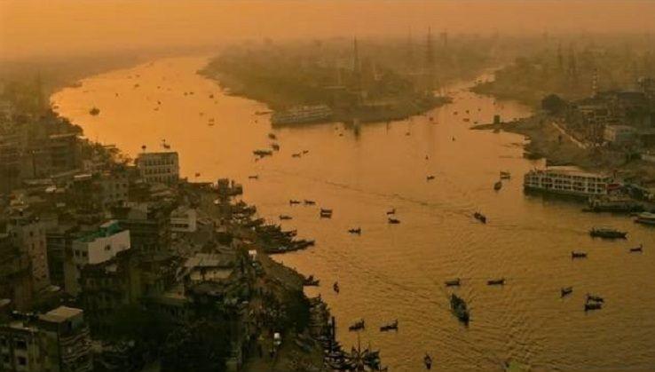 ঢাকার এমন দৃশ্যই রয়েছে হলিউডের 'এক্সট্রাকশন' নামের ছবিটিতে