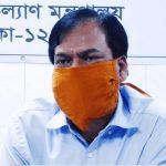 স্বাস্থ্য অধিদপ্তরের মহাপরিচালক অধ্যাপক ডা. আবুল কালাম আজাদ